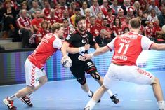 Kiel survive late Brest comeback to claim points Champions League Latest, Aalborg, The Other Guys, Brest, Comebacks, The Row, Third, News, Kiel