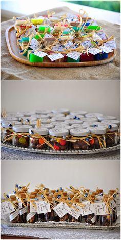 Kendin-Yap Nisan Hediyeleri / DIY Engagement Favors  | Teaspoon of Cinnamon