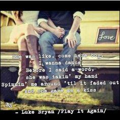 Luke Bryan:Little Bit Later On Lyrics | LyricWiki | FANDOM ...
