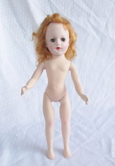 1950's Vintage Cindy Lou Doll Mary Hoyer Mold by MyVintageHatShop, $72.00