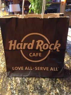 we 39 re not just about country music love all serve all at the hard rock cafe tennessee. Black Bedroom Furniture Sets. Home Design Ideas