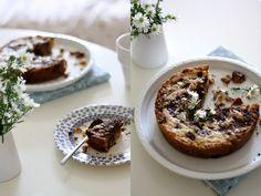 Ophelie's kitchen book: LE BLONDIE, UN COOKIE GÂTEAU MOELLEUX