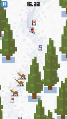 GAME Skiing Yeti Mountain v1.0.1 Apk for Android - http://apkville.net/2015/05/game-skiing-yeti-mountain-v1-0-1-apk-for-android/