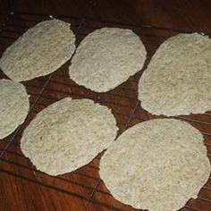 Knaakkebrod or Nakkileipa (Scandinavian-Style Rye Crisp Bread) - Allrecipes.com