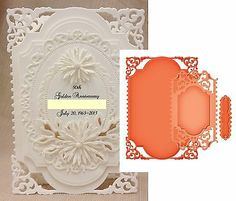 Enchanted Labels 28 5x7 Thin Metal Die by Spellbinders for all Universal Machine