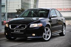 The Volvo S40 T5 R-Design. 227 HP, turbo charged engine, and all-wheel drive.