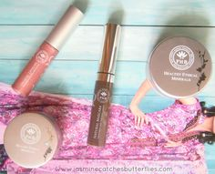 PHB Ethical Beauty Mineral Makeup (contains zinc oxide!!) Review and Swatches