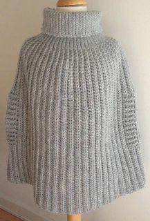 Crochet Poncho Patterns, Crochet Shawl, Knitting Patterns Free, Crochet Men, Crochet Baby Jacket, Baby Poncho, Baby Hats Knitting, Knitted Poncho, Crochet Fashion