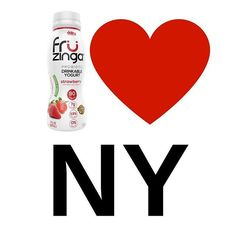 Your busy lifestyle just got healthier ❤️ #nyc #fruzinga #nospoonrequired