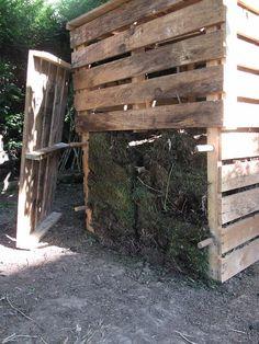 Jardini Re En Bois De Palette Fabrication Artisanale Sur Commande Pinterest