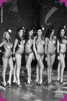 Candidatas al Miss Venezuela 2011