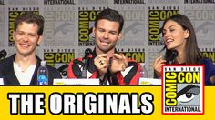 The Originals Comic Con 2015 Panel: Danielle Campbell, Joseph Morgan, Da...