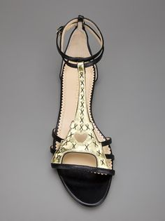 """<3:~ Charlotte Olympia ~-~ """"Parisienne"""" Sandal, Magnifique ~:<3"""