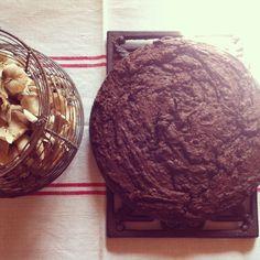 chocolate cake (gluten free)