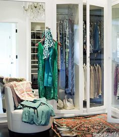 Bohemian Dressing Room. Betsy Burnham