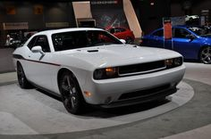 2013 Dodge Challenger fom the Chicago auto show. I sat in this baby. 2013 Dodge Challenger, Chicago Auto Show, Redline, Muscle Cars, Dream Cars, Vehicles, Live Photos, Motorcycles, Google Search