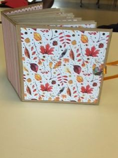 Album wood et son tuto | Dany'Scrap Album Photo Scrapbooking, Mini Scrapbook Albums, Binding Covers, Book Binding, Mini Album Scrap, Creative Video, Mini Books, Diy Projects To Try, Diy And Crafts