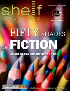 Call for Entries: Shelf Unbound Writing Competition for Best Self-Published Book  http://www.shelfmediagroup.com/pages/competition.html