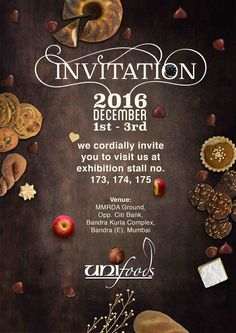 Roserack by ruchi invites you all to the fashionaffair stall no invitation design for exhibition on behance stopboris Image collections
