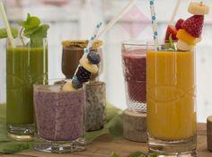 #smoothies y #licuadosverdes www.delicatessendiferentes.blogspot.com.es