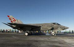 Training To Fly The F-35 Lightning II