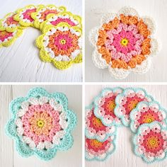 Color 'n Cream Crochet and Dream: Finally!! And A Give-Away
