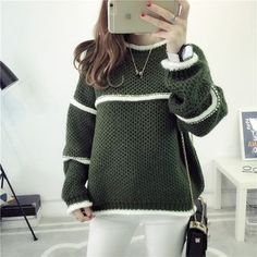 Buy 'Penguin Island – Thick Sweater' with Free International Shipping at YesStyle.com. Browse and shop for thousands of Asian fashion items from China and more!