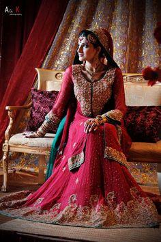 Pakistani Wedding Dresses | Pakistani Bridal Dresses 2014 8