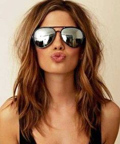 Modern Haircuts for Long Wavy Hair