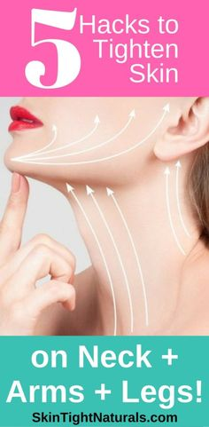 5 Greatest Bio Hacks To Tighten Skin On Neck, Arms & Legs. http://skintightnaturals.com/best-anti-aging-cream-to-remove-wrinkles-and-tighten-crepey-skin/ #losewrinkles #wrinkles #antiagingcream #antiaging #skintight #SkintightNaturals #SlimmingCream #SkinTightening