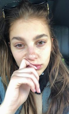 vixenz ⁺ ˖˚ Diy Beauty Mask, Beauty Makeup, Hair Beauty, Most Beautiful Faces, Stunningly Beautiful, Leonardo Dicaprio Girlfriend, Camila Morrone, Hot Pink Dresses, Glowy Skin