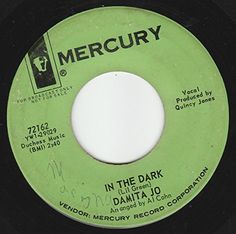 "45vinylrecord Melancholy Baby/In The Dark (7"" DJ/45rpm) MERCURY http://www.amazon.com/dp/B01310YNHQ/ref=cm_sw_r_pi_dp_hm4Uvb1E30FAN"