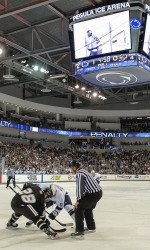 NEWS: Hockey Valley: The Opening of Pegula Ice Arena - a new, 60-minute documentary - will debut on the Big Ten Network Sunday, Dec. 15 immediately following the Penn State-Ohio State wrestling match at approximately 2 p.m.