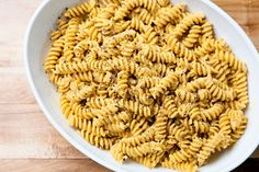 3-Ingredient Pumpkin Pasta / Photo by Chelsea Kyle, Food Styling by Molly Baz