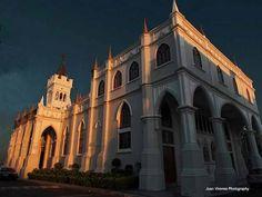 San Pedro church in San Pedro de Macoris, Dominican Republic.