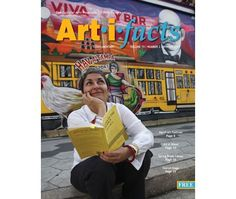 Art-i-facts Magazine: The Cultural Arts Publication for Polk County, Florida.