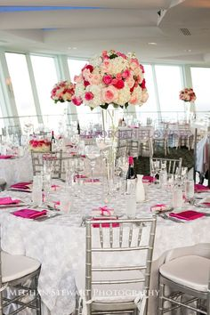 Spectacular wedding reception ideas from J Morgan Flowers. To see more: http://www.modwedding.com/2014/04/13/spectacular-wedding-reception-ideas/ #wedding #weddings #reception #centerpieces #bouquet #ceremony