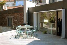 cette maison passive a été construite à un endroit insolite -  l'architecte Marc Vande Perre, Belgique