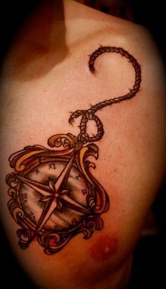 ropes and pulleys tattoos - Google Search