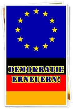 """""""Renew Democracy"""" is what German politcal party FREIE WÄHLER demands nationwide and in Europe Wordpress, About Me Blog, Party, Politics, Fiesta Party, Parties, Ballerina Baby Showers"""