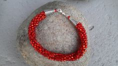 """These pictures are samples of what you can order, I make """"made to order"""" bracelets to suit you colour and size selection. All are hand made with high quality Czech beads. Beaded Bracelets, Suit, Beads, How To Make, Crafts, Handmade, Color, Jewelry, Fashion"""