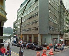 Este prédio de seis andares e subsolo, sem garagem, foi construido pelo meu pai Erico Stickel no final dos anos 50, na esquina das ruas São Francisco e Ouvidor, no centro de São Paulo, com projeto arquitetonico de Oswaldo Bratke