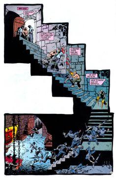 Challengers of the Unknown #5 (DC Comics - July 1991) Writer: Jeph Loeb Illustrator: Tim Sale