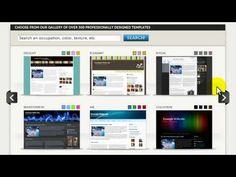 [Tutorial] Como Crear Una Pagina Web Gratis [Webs.Com] - YouTube