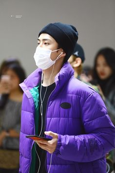 181027 Sehun At Airport Sehun, Exo, Celebrity List, Airport Style, Airport Fashion, Chinese Boy, Big Boys, Boy Bands, Korea