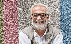 Senior Handsome Man Smiling Happiness Concept - Buy this stock photo and explore similar images at Adobe Stock Growing Old Together, Instagram People, Smiling Man, Photoshop, Older Men, A Good Man, Free Images, Cool Photos, Happiness