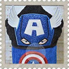 Captain America Avenger Hero. DuffDimensions