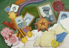 детские рисунки на день победы: 32 тыс изображений найдено в Яндекс.Картинках