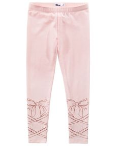 40d3b4a0d Epic Threads Mix and Match Ballet Lace-Print Leggings, Little Girls,  Created for Macy's & Reviews - Leggings & Pants - Kids - Macy's