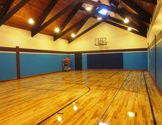 Killer Basketball Courts